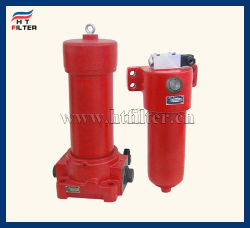 ZU-A、QU-A、WU-A、XU-A系列管路回油过滤器