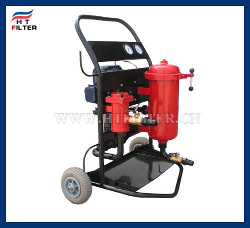 LYC-100A便移式滤油车--液压滤