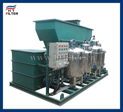 HTYSFL-1Y油水分离一体机