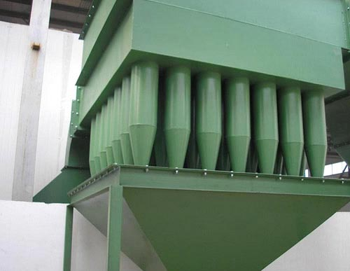 HT-XD型多管旋风除尘器