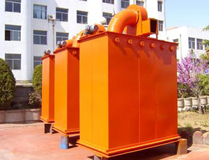 HT-UF型单机布袋除尘器