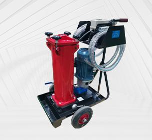 滤油机系列设备图