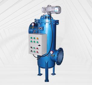 水处理净化系列设备图