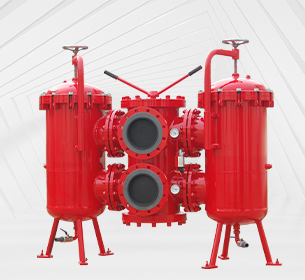 液压油过滤器系列设备图