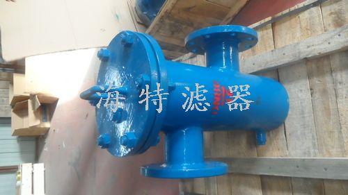 清洁的滤液则由过滤器出口排出