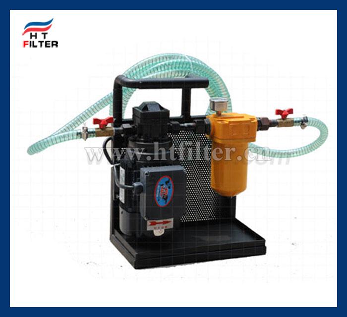 BLYJ-10手提式滤油机