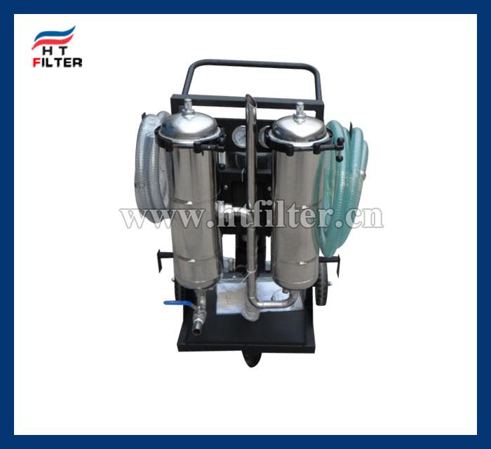 三级过滤高精度滤油机LYC-150B
