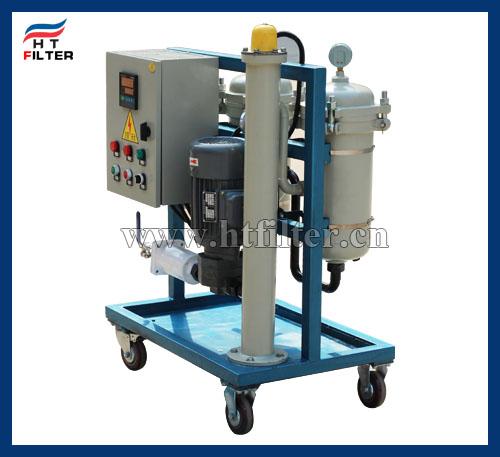高粘度油滤油车GLYC-100滤油车