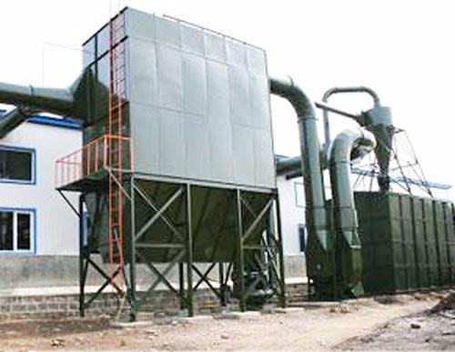 HT-AT-LTC系列滤筒式除尘器