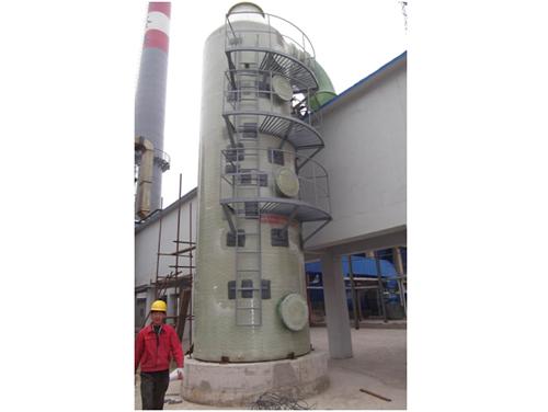 HTLQ-5-65脱硫塔-锅炉专用